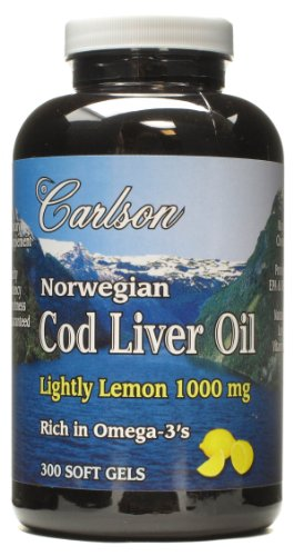 Carlson cod liver oil softgels healthy commodity store for Carlson fish oil amazon