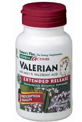 Herbal-Actives-Valerian-by-Natures-Plus-30-tablets-0