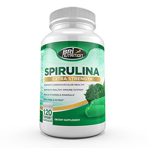 Spirulina supplement reviews